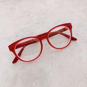 Gucci Pink Glasses Frame